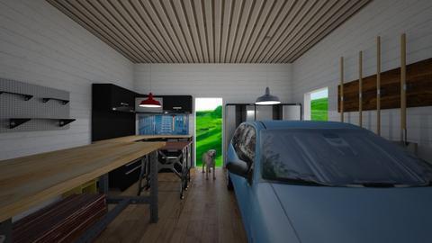 Garage1 - by Thaipad