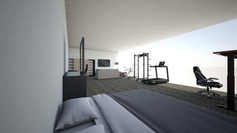 HABITACION ARTURO - Bedroom  - by veroo_tobarramar