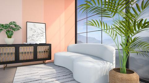 Hope - Living room  - by Meghan White