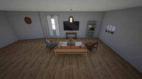 ruang keluarga - Classic - Living room  - by maddiaja