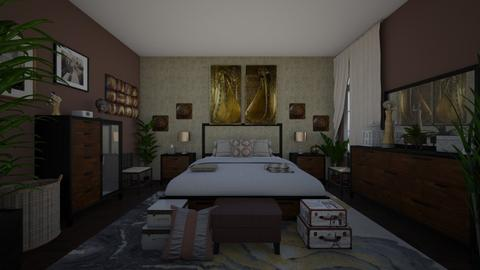 Bedroom 5 - Country - Bedroom  - by Irishrose58