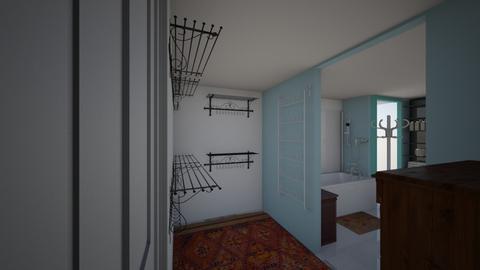 1958 Amys Closet - Bathroom  - by 3jjaco