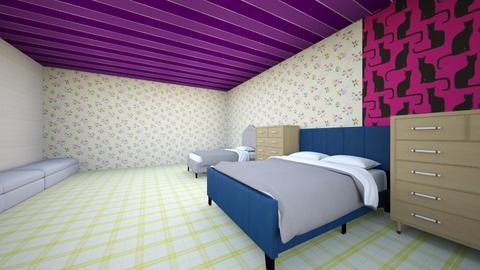 Angelina and Ivana speshe - Classic - Bedroom  - by Iva Sukovska