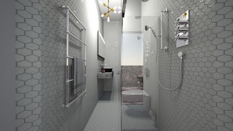 Casa313Bathroom - Glamour - Bathroom  - by nickynunes