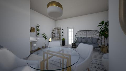 minimalist - Minimal - Living room  - by PeculiarLeah