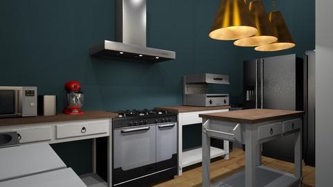 Kitchen - Kitchen  - by Chris Fitton