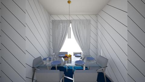 sala de jantar - Dining room  - by alicia vieira