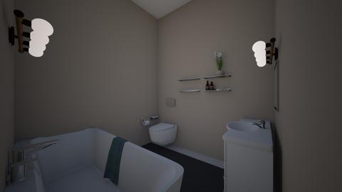 bathroom  - Bathroom  - by alliehahn
