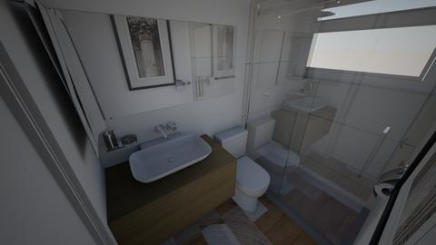 MY HOME BATHROOM - by alcarri