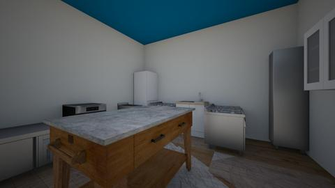 preschool layout - Dining room - by PERLAURQUIZA6