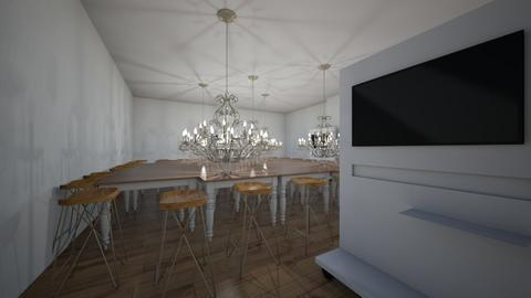 famliy rouion2 - Dining room - by c0tt0ncandy555