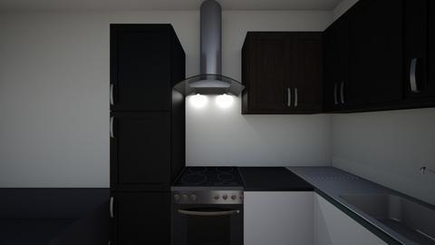1 - Kitchen - by  JULI