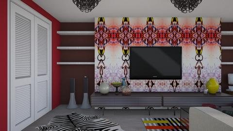 living room 3 - Modern - Living room  - by macus