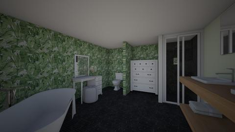 T O I L E T  - Modern - Bathroom  - by Barry Bee Benson