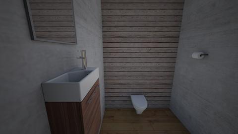 WC - Bathroom  - by Lella92