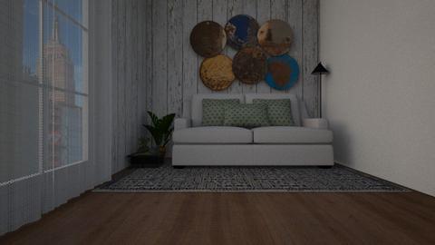 contemporary - Vintage - Living room - by mxdernjoseph