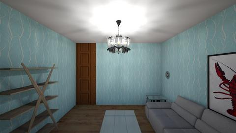room 1 - Living room  - by 23simongreg