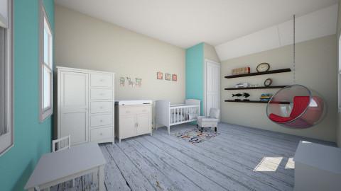 my kids room - Kids room - by Anna Niemiec_445