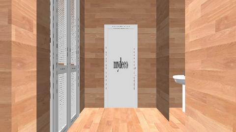 Master bedroom utility - Bedroom  - by BBlumer