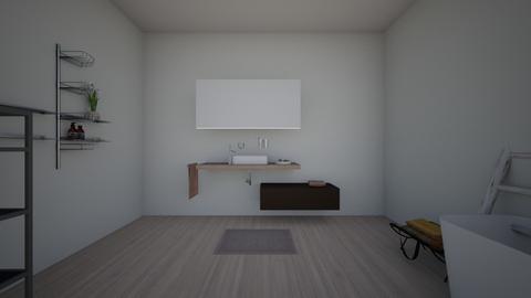 farmhouse french bathroom - Bathroom  - by mari11