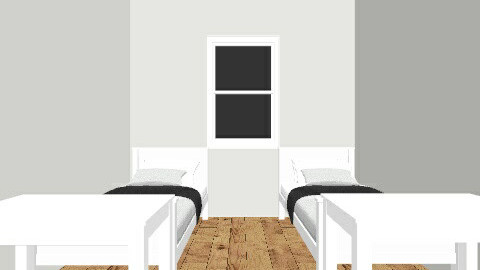 Martin Dorm Layout OM - Bedroom - by cbh327