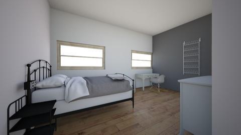 ideal room - Minimal - Bedroom  - by dea_corral07