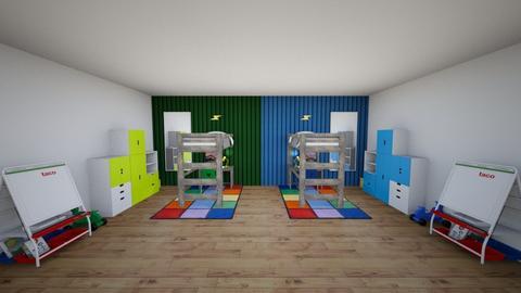 valerie 13 - Kids room - by varrieta_1