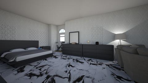 bedroom6 - Modern - Bedroom  - by kmcdonald020910