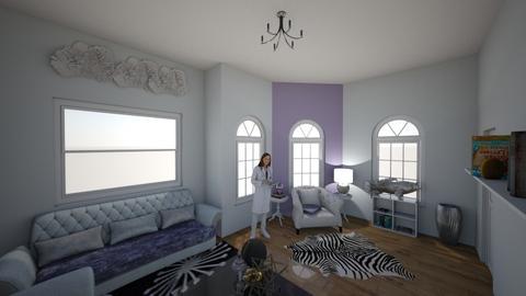 lavendery - by ariematia