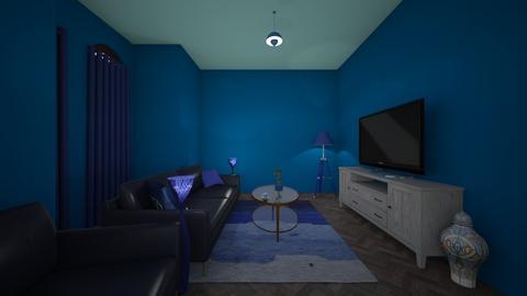 living room  - Modern - Living room  - by izick13