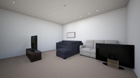 tv room my - by Ancela MacRae