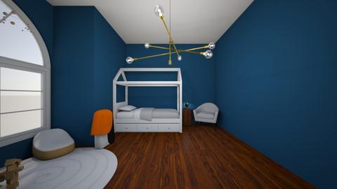 tommy baha - Kids room  - by AshlynKate16