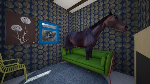 room - Living room  - by ChungleDownBim