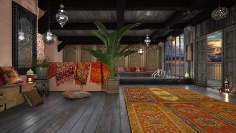 my rugs  - by Ida Dzanovic
