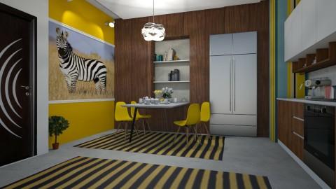 09102017 - Modern - Kitchen  - by matina1976