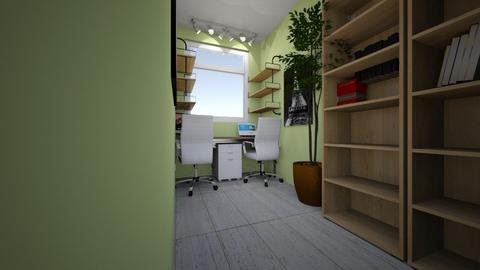Estudio - Office  - by dviedma