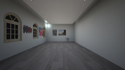 test - Living room  - by Ropertz Raumdesign