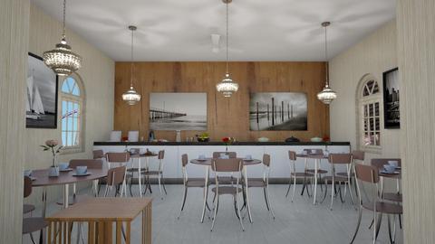 restaurant - by steker2344