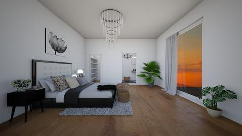 walk in closet  - Modern - Bedroom  - by ana pogorelec
