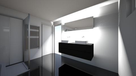 Badkamer - Bathroom  - by Karedmee
