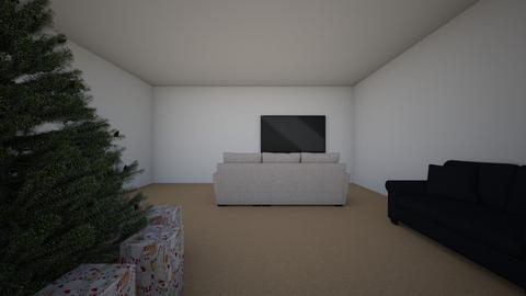 christmas - Living room - by gjack