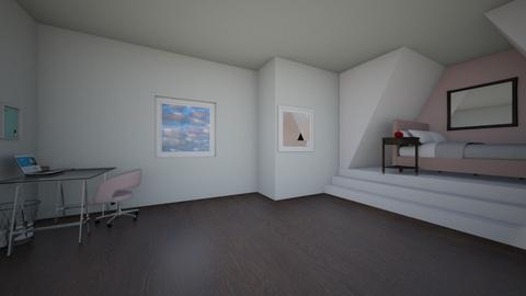 Bedroom1 - Bedroom  - by cowplant_4life
