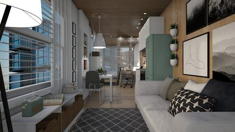 Container home - by Senia N