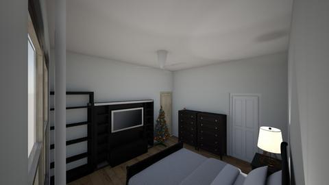 Newlyweds room - Rustic - Bedroom  - by kforrester01