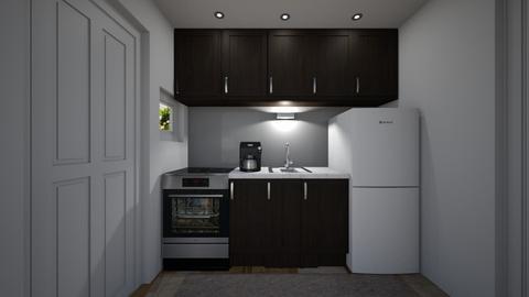 kitchen - Kitchen - by qmdcarino