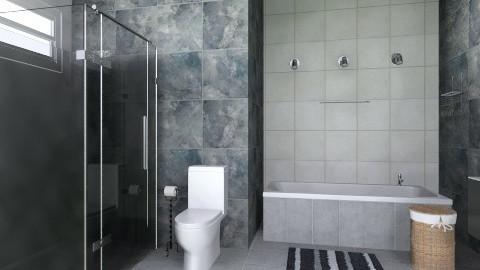 alma bathroom - Bathroom  - by arturo lagunes villegas