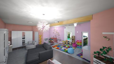 Little space room a yard - Modern - Kids room  - by SkAtErDuDe