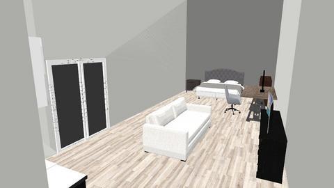 Shed - Bedroom - by jackfordham129