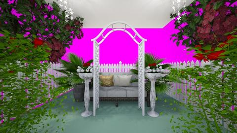 Perfect wedding - by Salvadorena1