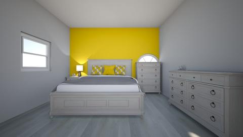 Isabela - Modern - Bedroom  - by Isabela_Haiducu